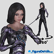 Alita - Alita Battle Angel - Hot Toys - mms520