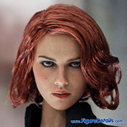 Black Widow - Scarlett Johansson - The Avengers - Hot Toys Figure