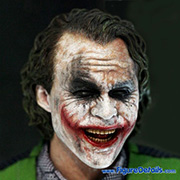 Joker 2.0 - Heath Ledger - Batman The Dark Knight - Hot Toys DX