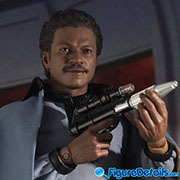 Lando Calrissian Prototype Preview -  Star Wars: Episode V 5 The Empire Strikes Back - Hot Toys - mms588