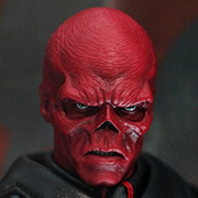 Red Skull Hot Toys Action Figure