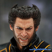 Wolverine - Hugh Jackman - X-Men The Last Stand - Hot Toys