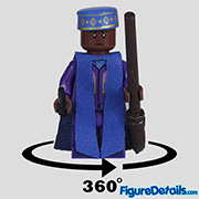 Kingsley Shacklebolt Minifigure - Lego Collectible Minifigures Harry Potter Series 2 - 71028